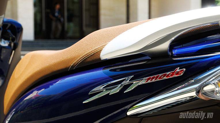 Honda SH Mode 2013
