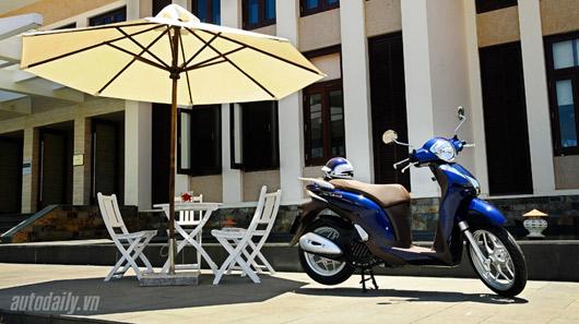 Đánh giá Honda SH Mode 125 tại Việt Nam - 2