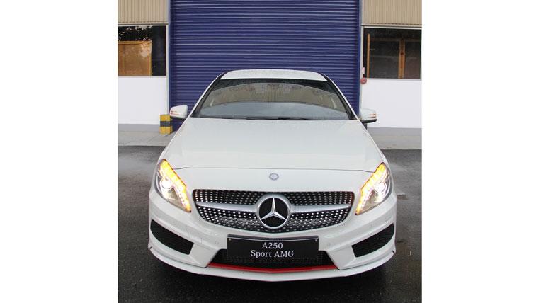 Mercedes-Benz A-Class tại Việt Nam
