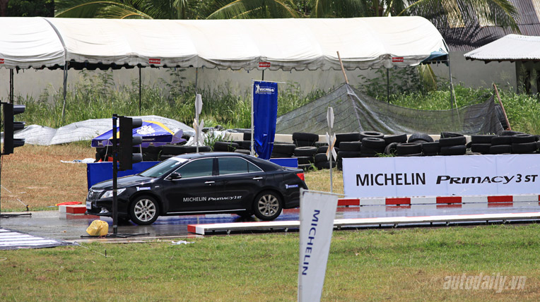 Lốp (vỏ) Michelin Primacy 3ST