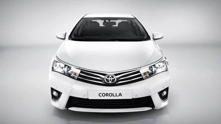 Toyota Corolla 2014 bản châu Âu