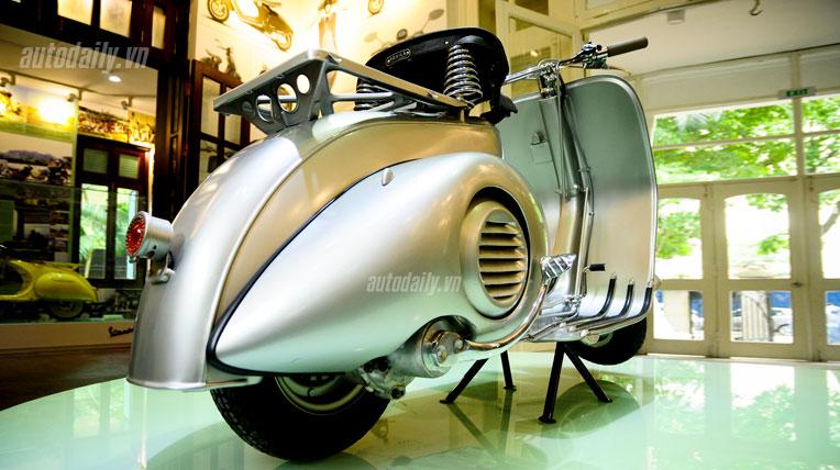 Vespa 98 1946 tại Hà Nội