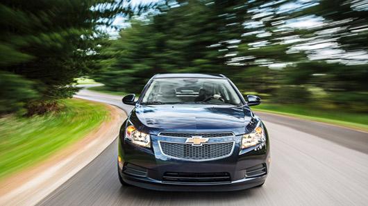 Đánh giá Chevrolet Cruze diesel 2014  - 3