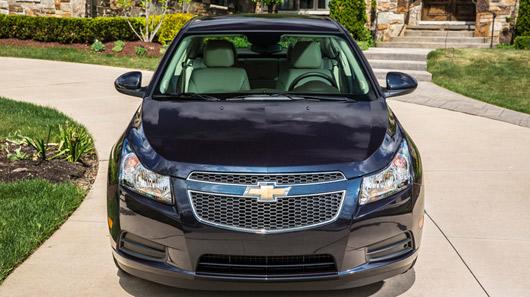 Đánh giá Chevrolet Cruze diesel 2014  - 1