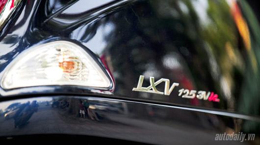 Đánh giá Piaggio Vespa LXV 3V i.e 2013 tại Việt Nam - 4