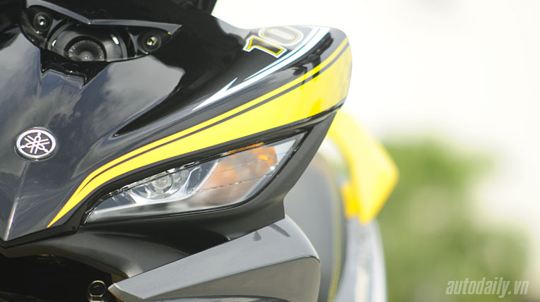 Yamaha Exciter 2013