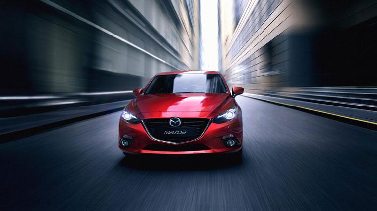 Mazda3 sedan 2014