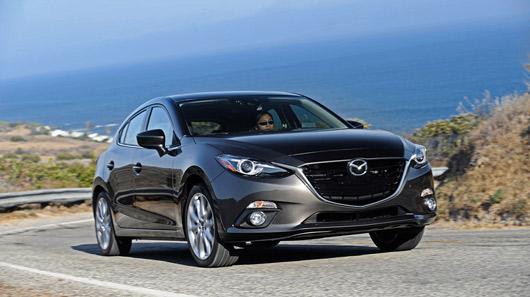 Đánh giá mẫu xe hấp dẫn nhất của Mazda - Mazda3 - 4