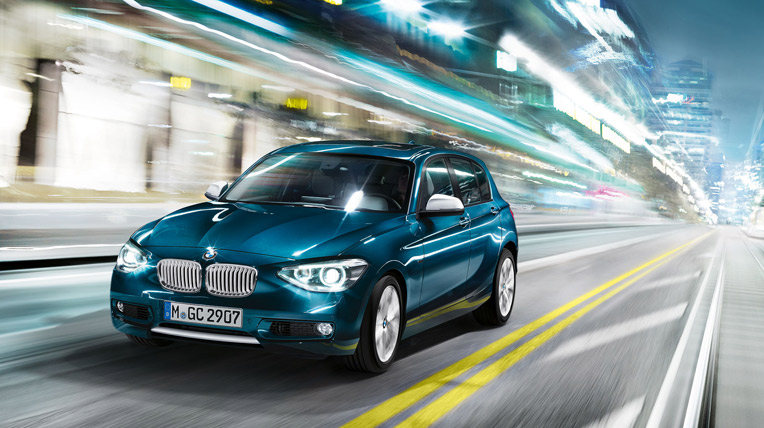 BMW 116i 2013