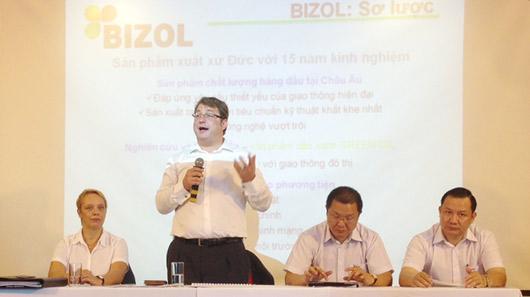 ASC Group là nhà phân phối chính hãng các sản phẩm bizol