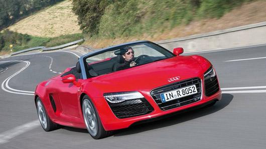 Những tinh hoa công nghệ trên siêu xe Audi R8 - 2