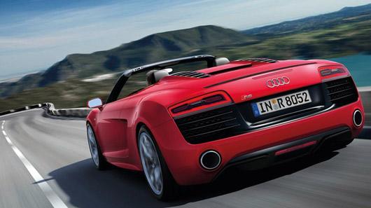 Những tinh hoa công nghệ trên siêu xe Audi R8 - 4
