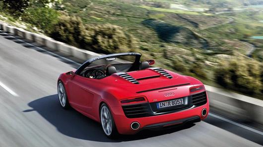 Những tinh hoa công nghệ trên siêu xe Audi R8 - 3