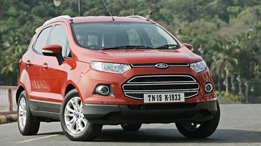 """Đánh giá """"Người hùng bé nhỏ"""" của Ford - EcoSport - 2"""