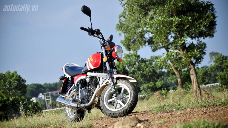 Xe côn tay Mini CDR125