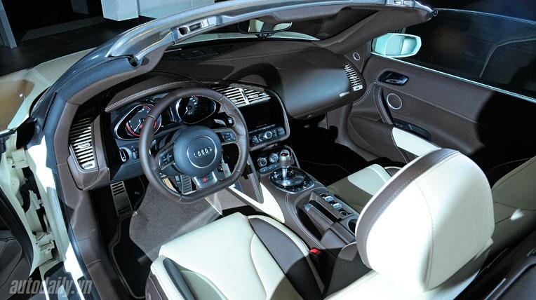 Bộ đôi Audi R8