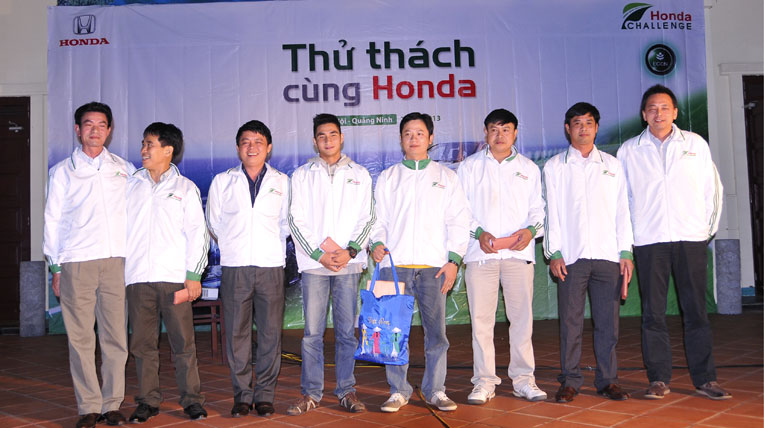 Honda Challenge 2013