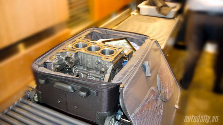 Khám phá động cơ EcoBoost 1L trên Ford Fiesta mới