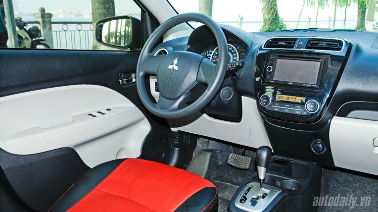 Mitsubishi Mirage 2013