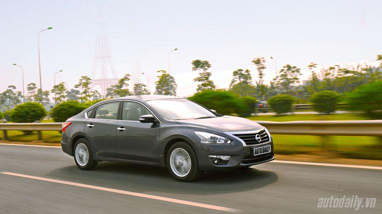 Nissan Teana 2.5SL 2013